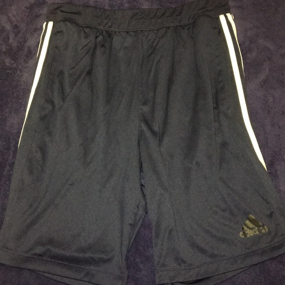 Mens Adidas Athletic Basketball Shorts Size Large Clothing, Shoes & Accessories